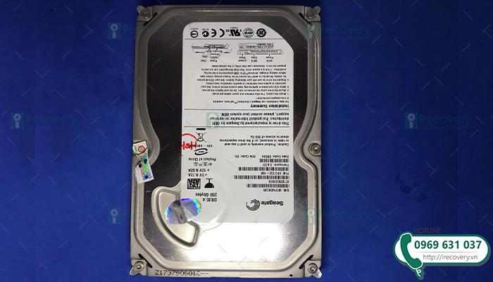 Phục hồi dữ liệu máy tính bị hư ổ cứng