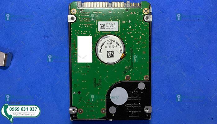 Phục hồi dữ liệu ổ cứng TPHCM