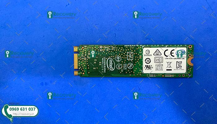 Sửa lỗi Bad Block Count SSD M2 SATA phục hồi dữ liệu