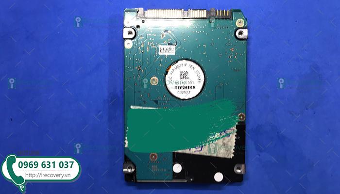 Sửa ổ cứng chết cơ phục hồi dữ liệu